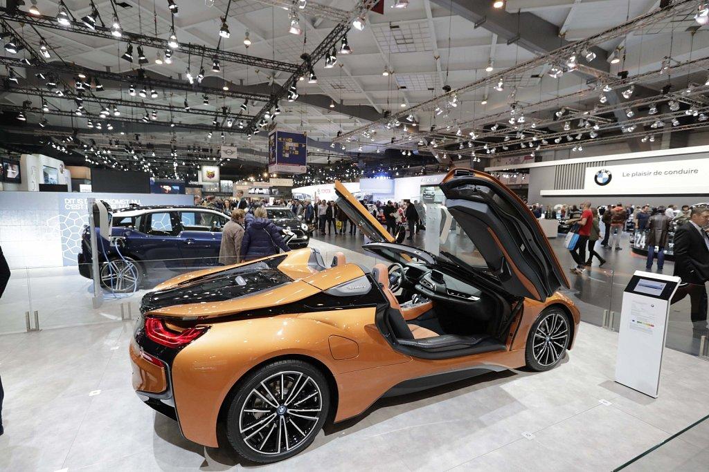 Salon de l'Auto 2018