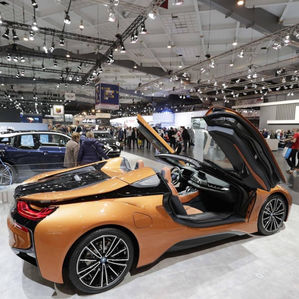 Salon De L Auto >> Salon De L Auto 2018