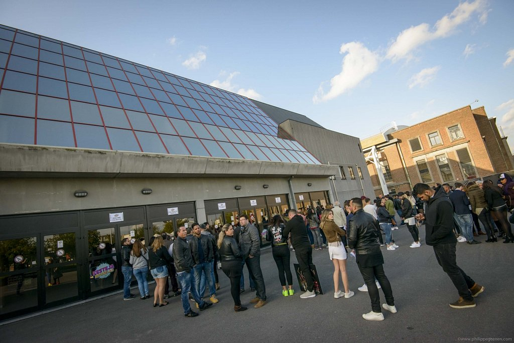 Concert Brzail - Palais 1 Paleis - april 2017 ©Ivan Verzar