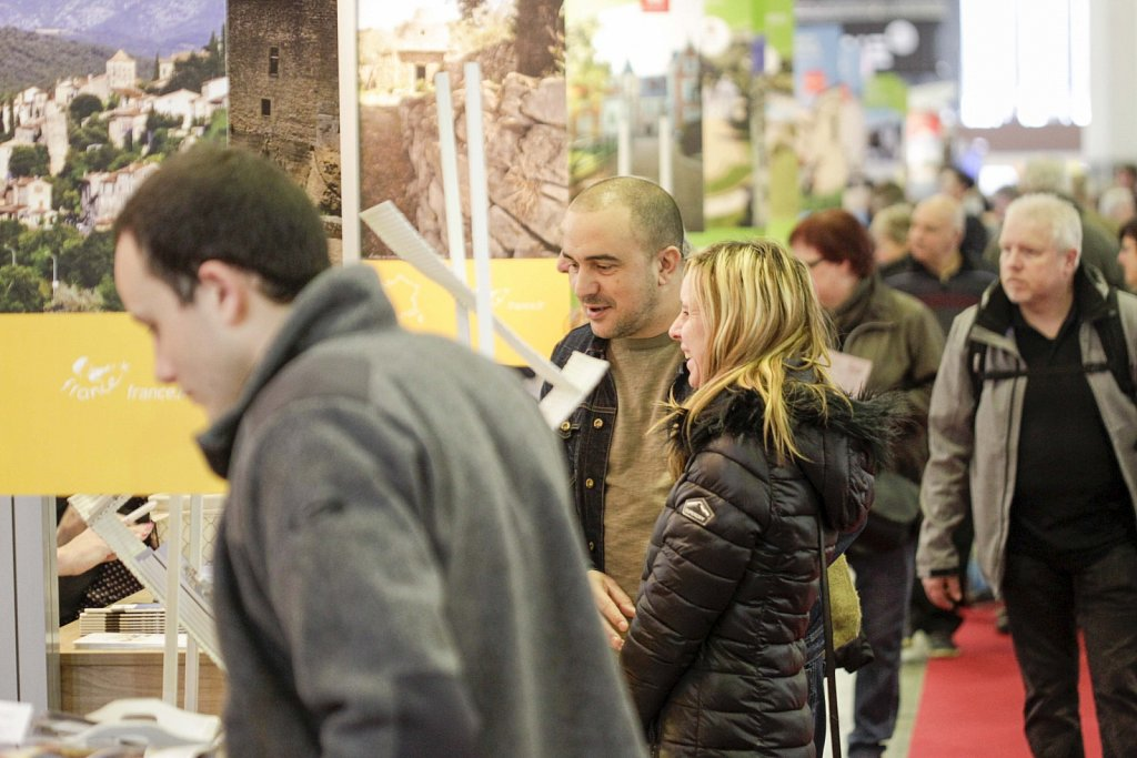 Salon du Sports - Brusselsexpo - February 2017  ©Ivan Verzar