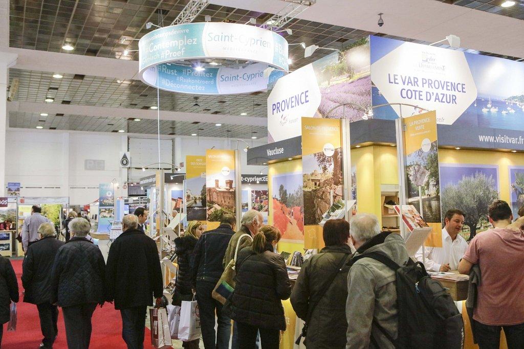 Salon des Vacances - Brusselsexpo - February 2017  ©Ivan Verzar
