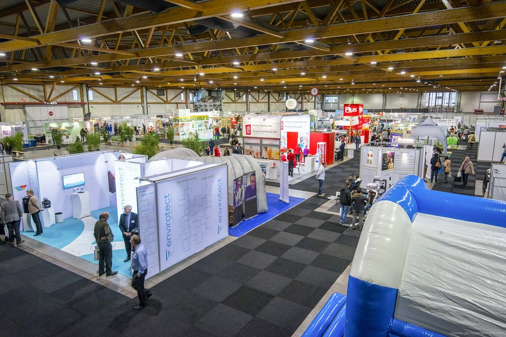 Salon de la Santé - P1 - Brusselsexpo - november 2016  ©Ivan V
