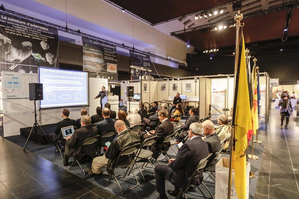 Innova P10 - Brusselsexpo -november 2016  ©Ivan Verzar