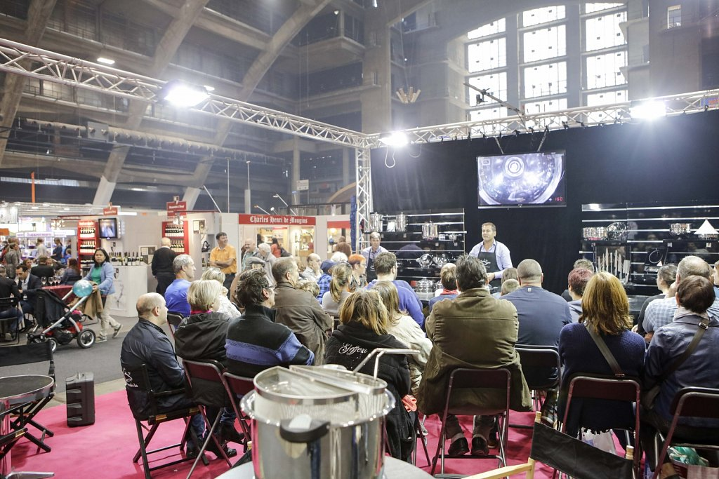 Salon de l'alimentation 2016
