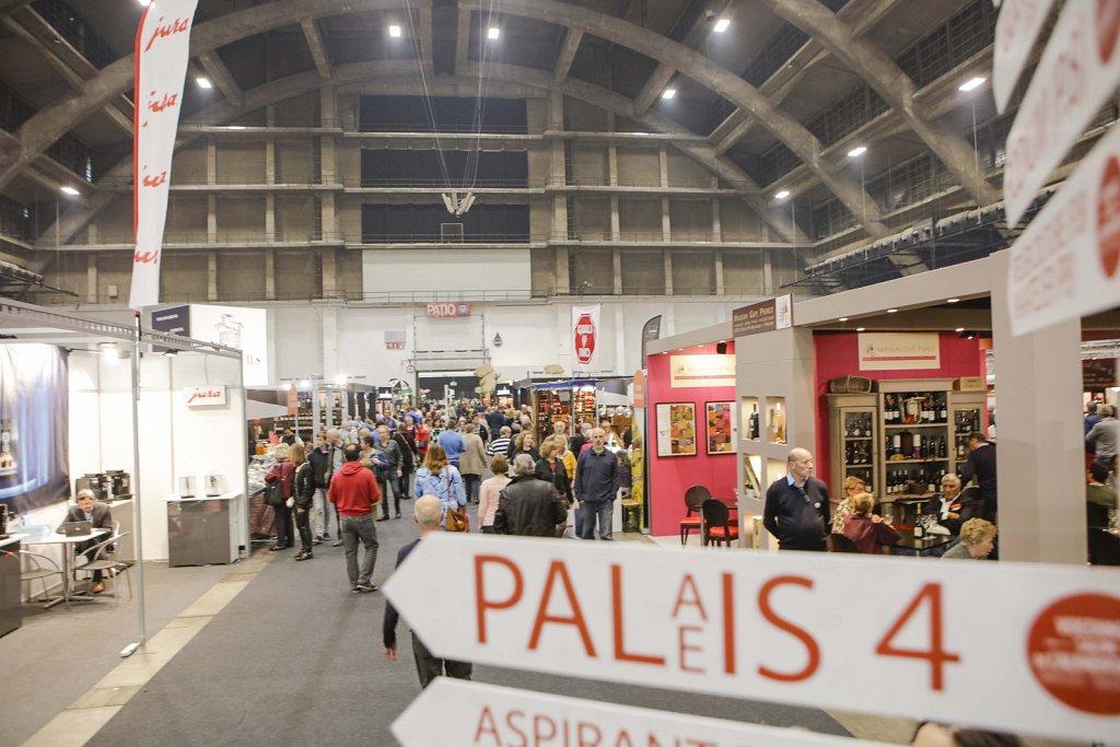 Salon de l'Alimentation - Brusselsexpo - october 2016  ©Ivan Ve