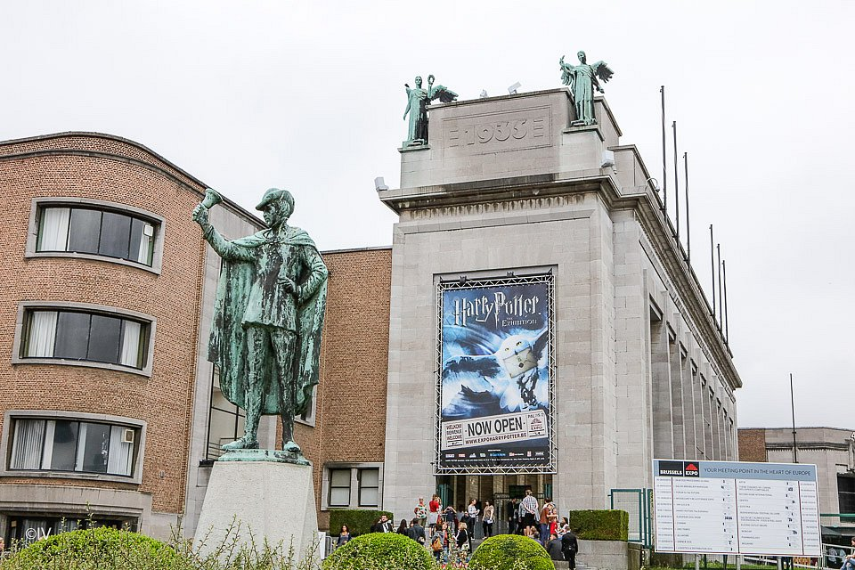 Harry Potter - Palais 2 Paleis - Brusselsexpo - september 2016 -