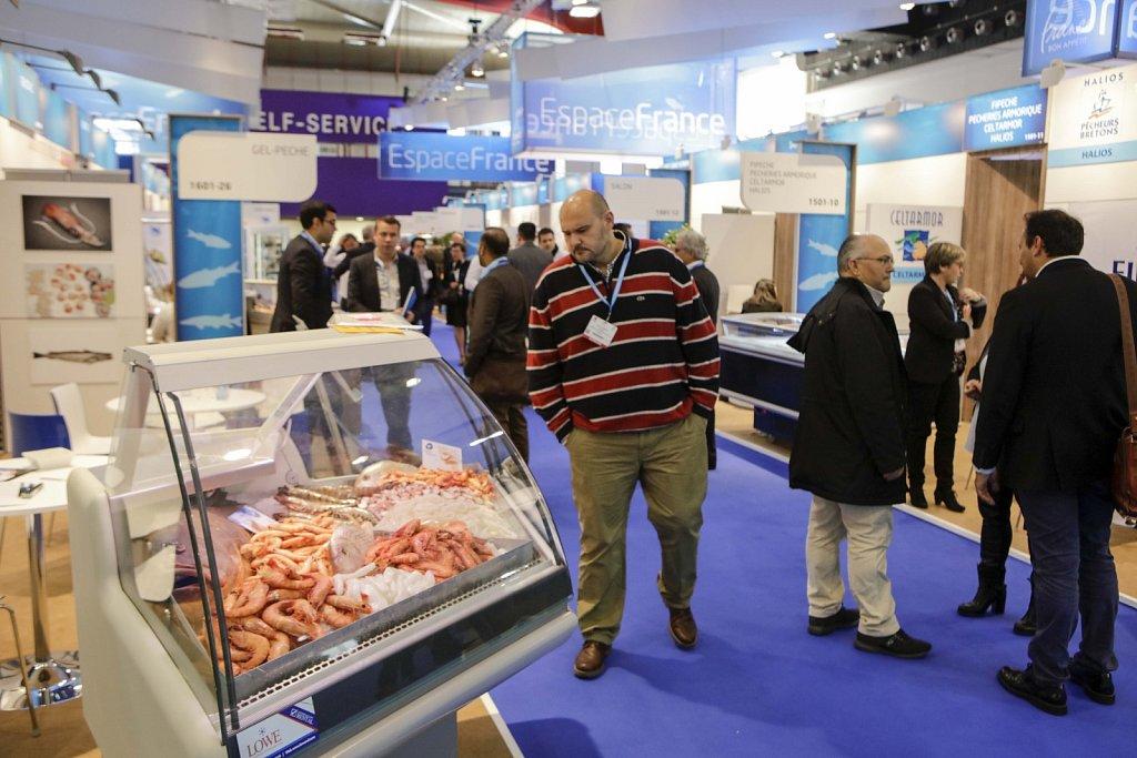 Seafood - Brusselsexpo - april 2016 - © Ivan Verzar