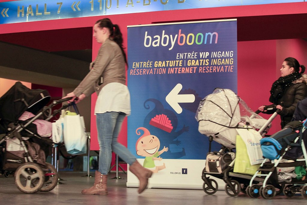 Babyboom - Brusselsexpo - P11 - march 2016 - © Ivan Verzar