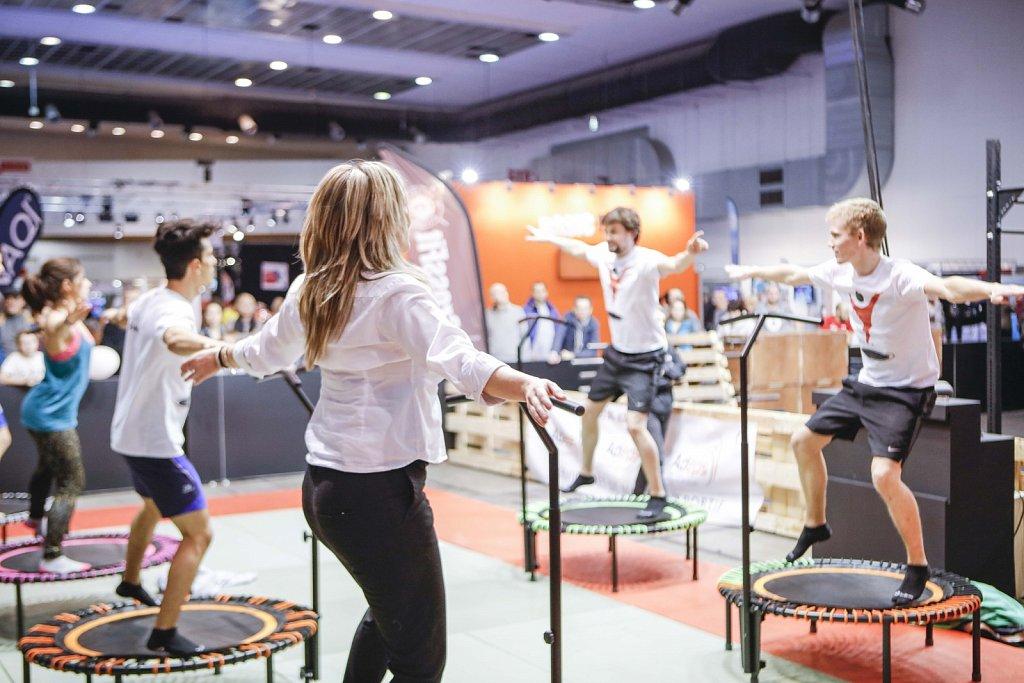 Salon du Sports - Brusselsexpo - P8 - february 2016