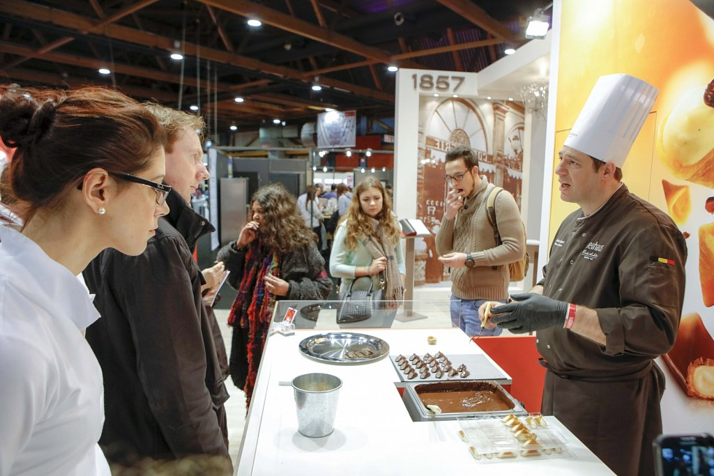 Chocolat - Brusselsexpo - P1 - february 2016