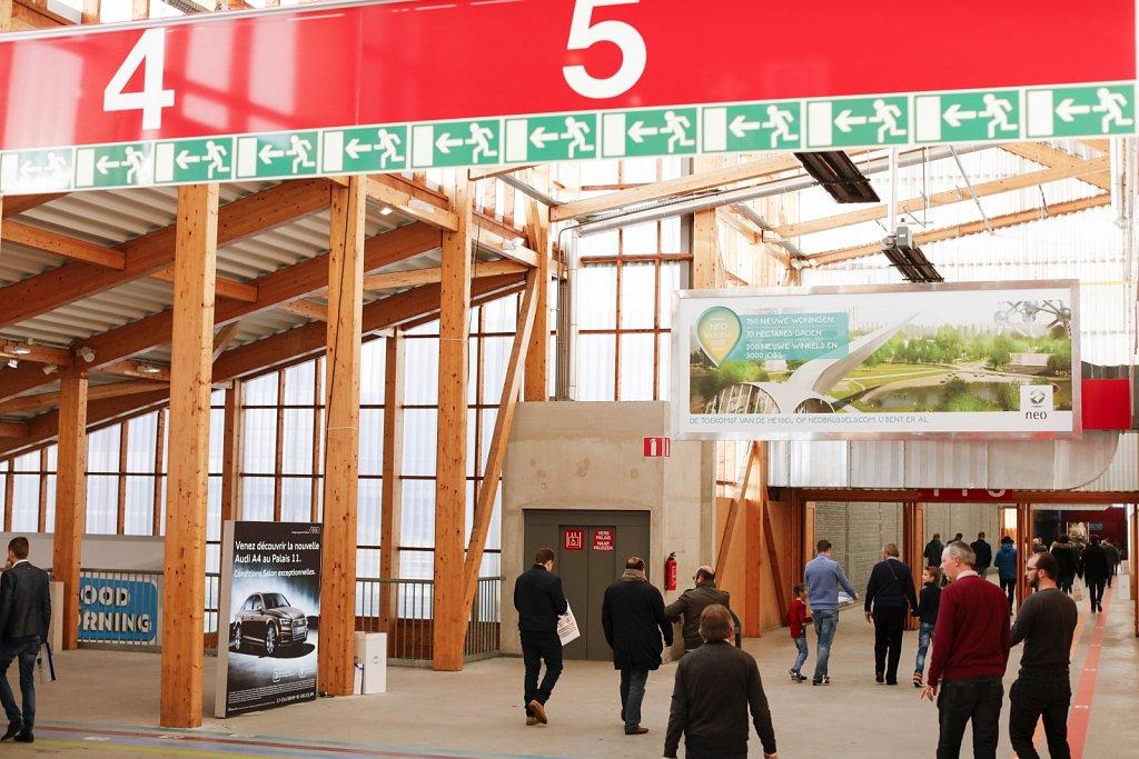 Salon de l'Auto - Brusselsexpo - 2016
