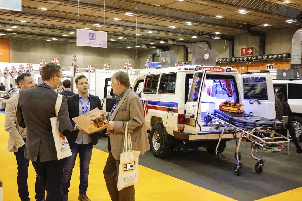 Aidex - Brusselsexpo - November 2015 - © Ivan Verzar