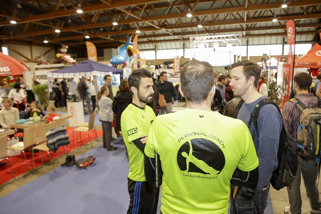 Thriatlon - Brusselsexpo - November 2015 - © Ivan Verzar