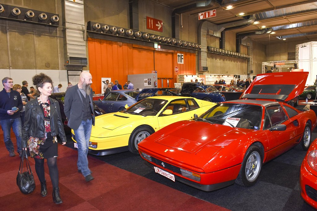 Interclassics - Brusselsexpo - november 2015