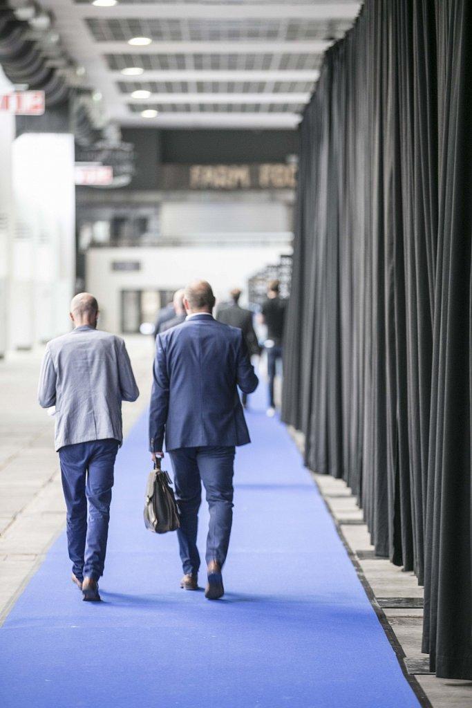 SAP - Brusselsexpo -September - 2017  ©Ivan Verzar