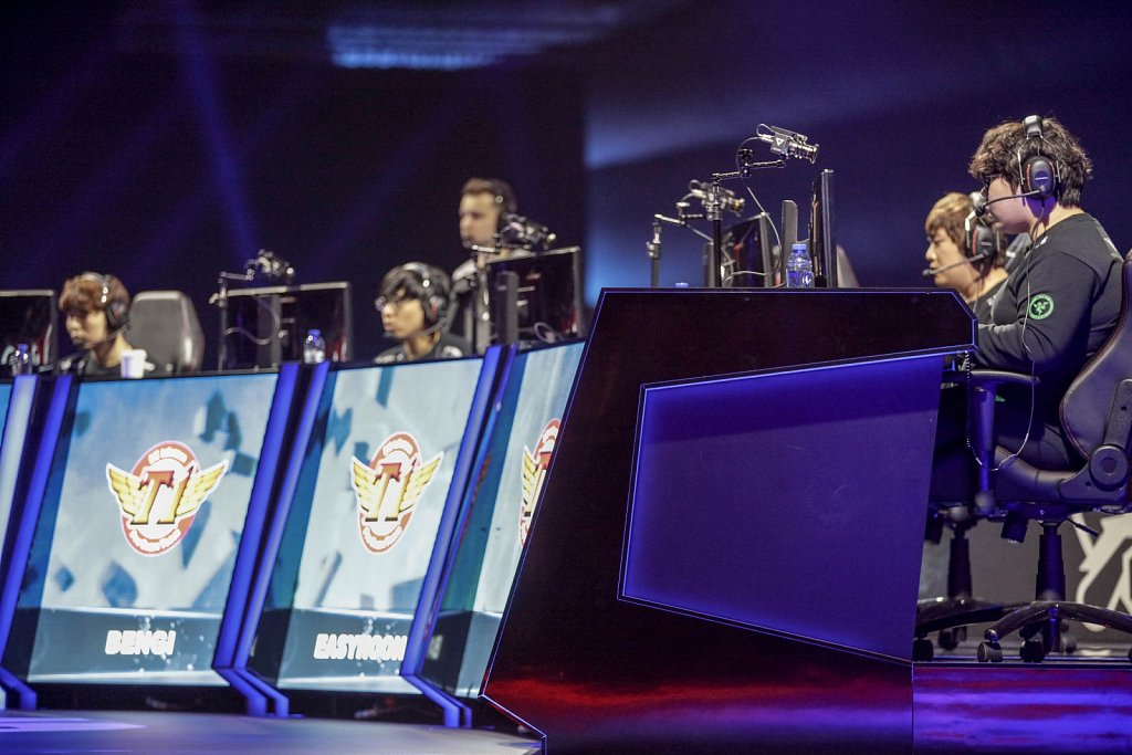 league of legend - Palais 12 Paleis - october 2015