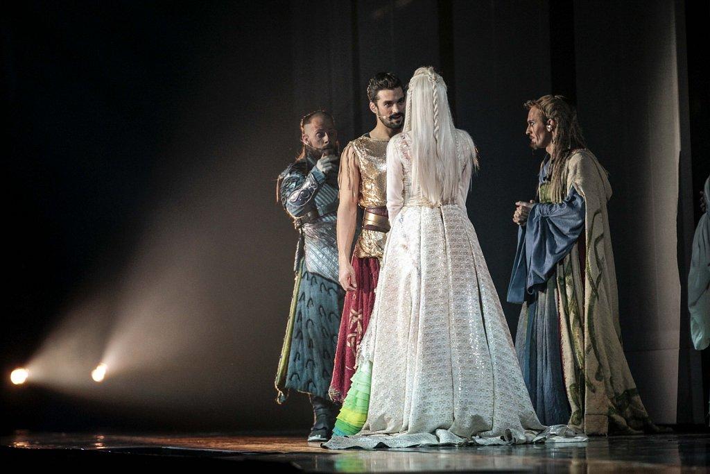 Le Roi Arthur - Palais  12 Paleis - february 2016