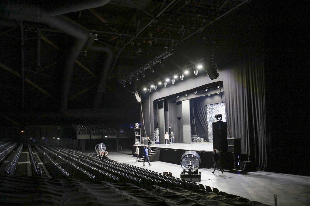 Red Bull - Palais 12 Paleis - november 2016  ©Ivan Verzar