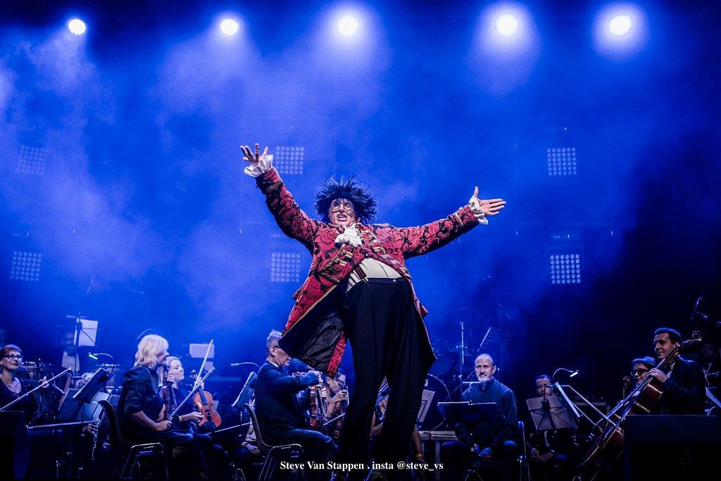 Moi & le Chef d'orchestre