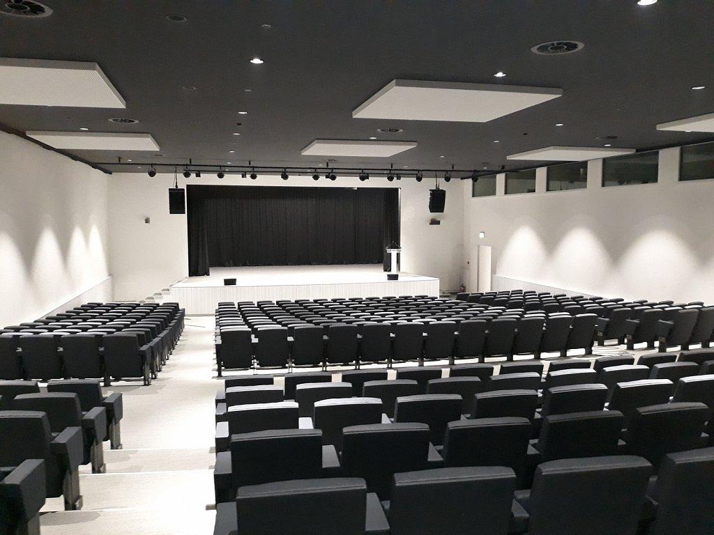 Auditorium 500