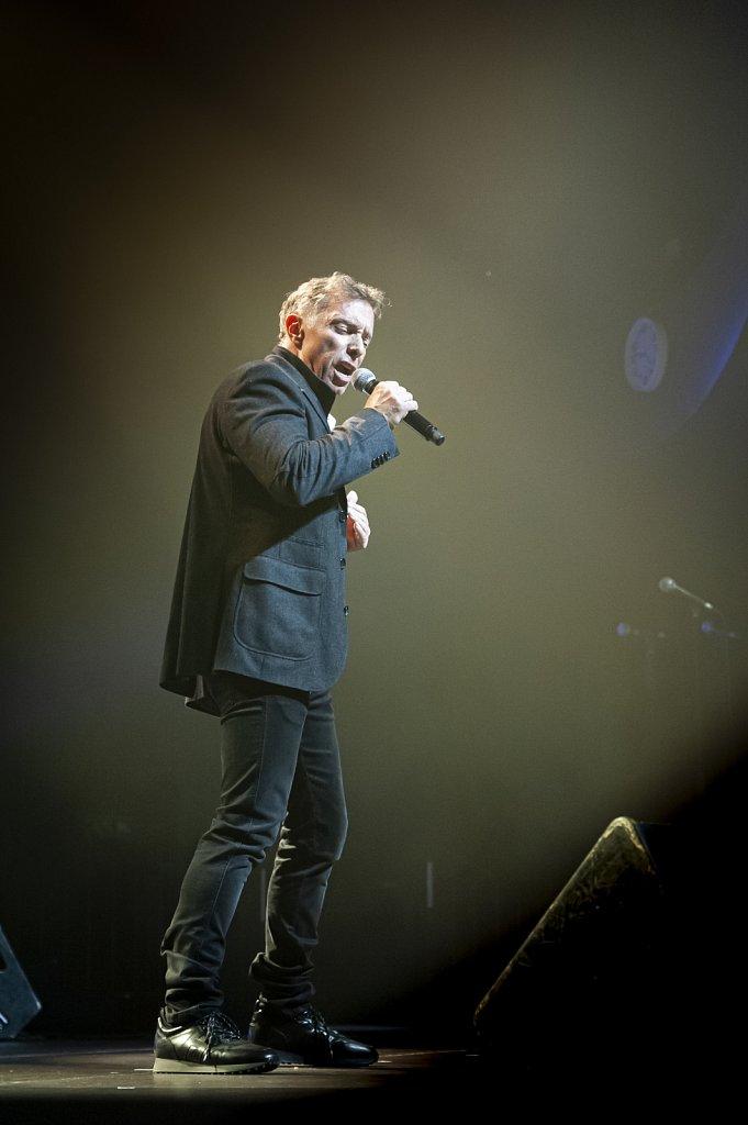Olivier Laurent chante Brel