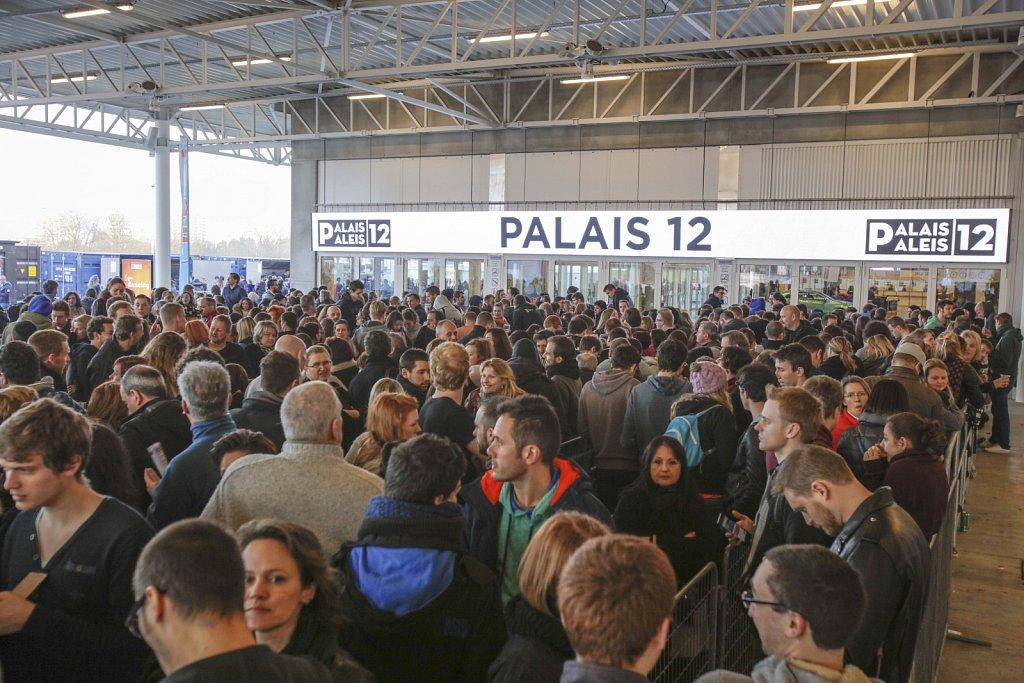 Muse - Palais 12 Paleis - march 2016 - © Ivan Verzar