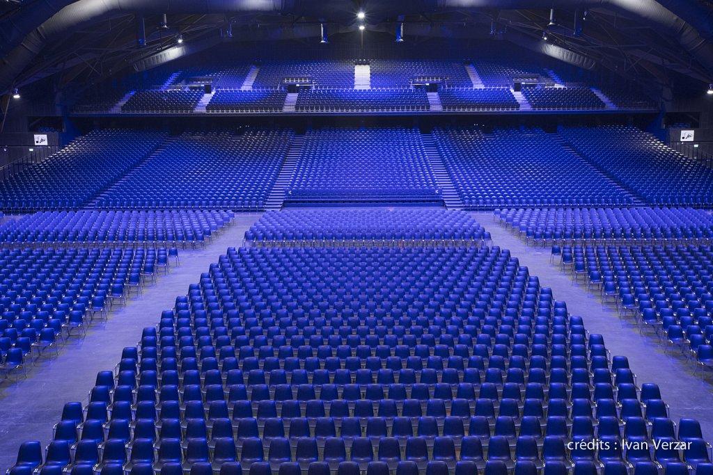 inside Palais Paleis 12 - 2015